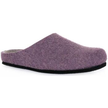 Zapatos Mujer Pantuflas Grunland ERICA SABBIA Beige