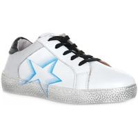 Zapatos Niño Zapatillas bajas Grunland BIANCO TADO Bianco