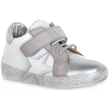 Zapatos Niño Zapatillas bajas Grunland BIANCO NOON Bianco