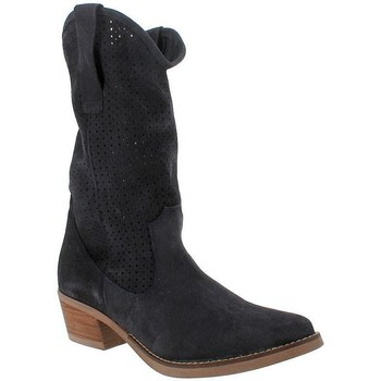 Zapatos Mujer Botas urbanas Elena Hernandez AM128 gris