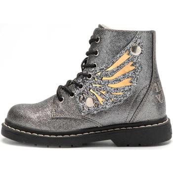 Zapatos Niño Botas de caña baja Lelli Kelly - Ali di fata grigio LK 5546 GRIGIO