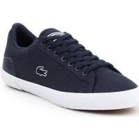 Zapatos Hombre Zapatillas bajas Lacoste Lerond Azul marino