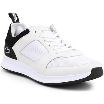 Zapatos Hombre Zapatillas bajas Lacoste Joggeur Blanco,Negros