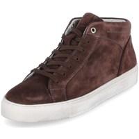 Zapatos Hombre Zapatillas altas Sioux 38192 Marrón