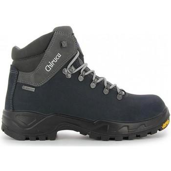 Zapatos Hombre Senderismo Chiruca Botas  Cares 13 Gore-Tex Negro