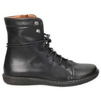 Zapatos Mujer Botines Chacal BOTINES  5212 MODA JOVEN NEGRO Noir