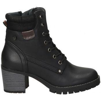 Zapatos Mujer Botines Deity BOTINES  YQB16501 MODA JOVEN NEGRO Noir