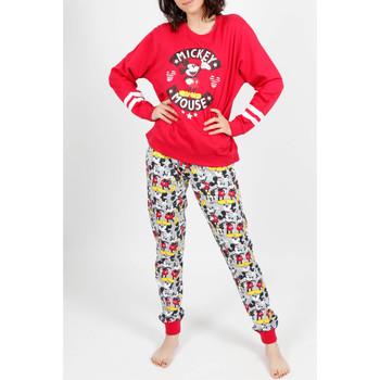 textil Mujer Pijama Admas Traje interior pantalones de pijama Mickey Basic rojo Arena