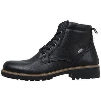 Zapatos Hombre Botas de caña baja Imac  Negro