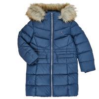 textil Niña Plumas Tommy Hilfiger KG0KG05397-C87-C Marino