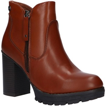Zapatos Mujer Botines Xti 49367 Marr?n