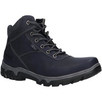 Zapatos Mujer Senderismo Xti 49252 Azul