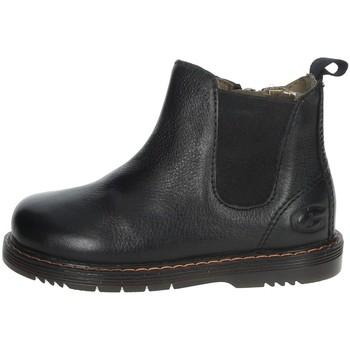 Zapatos Niños Botas de caña baja Grunland PP0411-88 Negro