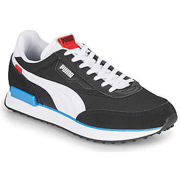 Zapatos Hombre Zapatillas bajas Puma FUTURE RIDER PLAY ON Negro / Blanco