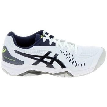 Zapatos Hombre Tenis Asics Gel Challenger 12 Blanc Noir Blanco