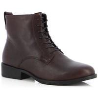 Zapatos Mujer Botines Vagabond Shoemakers Botines Cary Espresso Brown