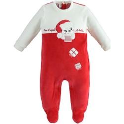 textil Niños Monos / Petos Ido 41173 Rojo / crema