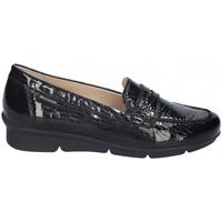 Zapatos Mujer Mocasín Mephisto DIVA Negro