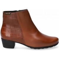 Zapatos Mujer Botines Mephisto ILSA Rojo