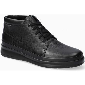 Zapatos Hombre Botas de caña baja Mephisto JEFFREY Negro