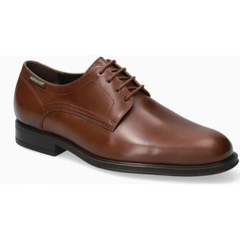 Zapatos Hombre Derbie Mephisto KEVIN Marrón