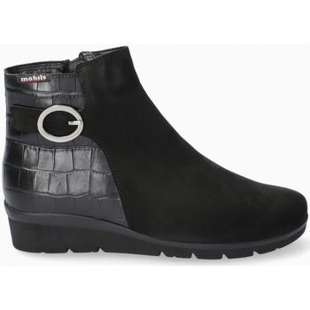 Zapatos Mujer Botines Mephisto NELCIA Negro