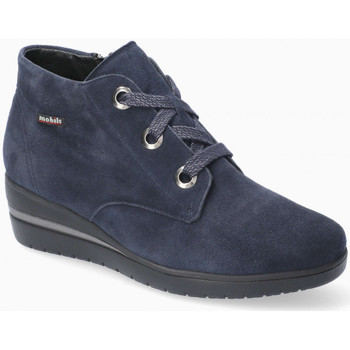 Zapatos Mujer Zapatillas altas Mephisto PERYNE Azul