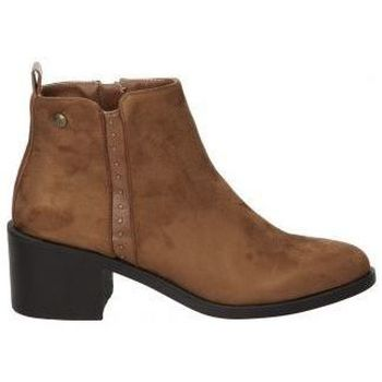Zapatos Mujer Botines D'angela BOTINES  DSY18005 MODA JOVEN TABACO Marron
