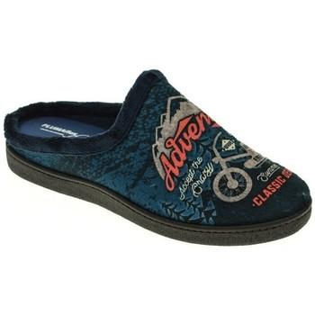 Zapatos Hombre Pantuflas Roal ZAPATILLAS SR.  MARINO Azul