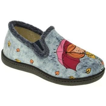 Zapatos Niña Pantuflas Roal ZAPATILLAS NIÑA  MULTI Multicolor