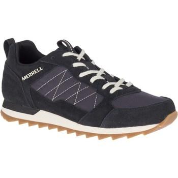 Zapatos Hombre Zapatillas bajas Merrell Alpine Grafito