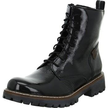Zapatos Mujer Botines Josef Seibel Marta 02 Negros