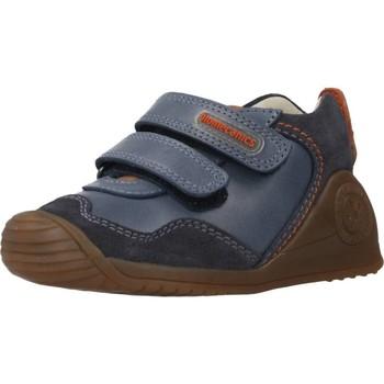 Zapatos Niño Zapatillas bajas Biomecanics 201121 Azul