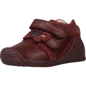 Zapatos Niña Zapatillas bajas Biomecanics 201109 Rojo