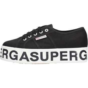 Zapatos Mujer Zapatillas bajas Superga - Sneaker nero S00FJ80 2790 999 NERO