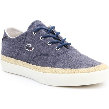 Zapatos Hombre Zapatillas bajas Lacoste Glendon Espa 4 SRW 7-29SRW231003 azul marino