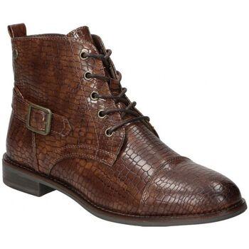 Zapatos Mujer Botines D'angela BOTINES  DHO18092 MODA JOVEN MARRON Marron