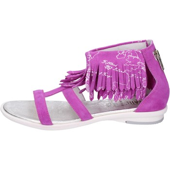 Zapatos Niña Sandalias 1A Classe Alviero Martini BK495 Púrpura