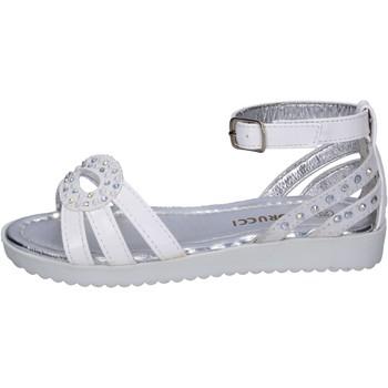 Zapatos Niña Sandalias Fiorucci BK504 Blanco