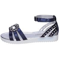Zapatos Niña Sandalias Fiorucci BK505 Azul