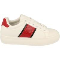 Zapatos Mujer Zapatillas bajas Buonarotti 1AD-0435 Blanco
