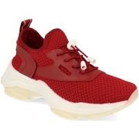 Zapatos Mujer Zapatillas bajas Buonarotti 1AD-0446 Rojo