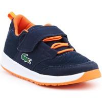 Zapatos Niño Sandalias Lacoste Light 217 1 SPC 7-33SPC1005DT7 azul marino, naranja