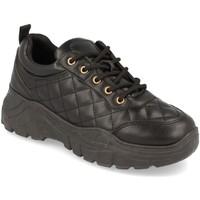 Zapatos Mujer Zapatillas bajas Buonarotti 1AD-0449 Negro