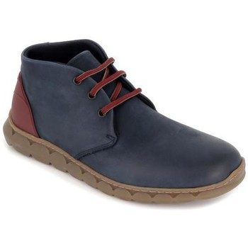 Zapatos Hombre Botas de caña baja On Foot 561 Azul