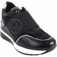 Zapatos Mujer Zapatillas bajas D'angela Zapato señora  18031 dbd negro Negro