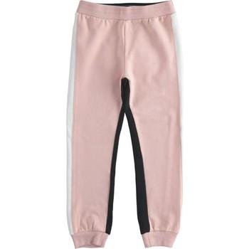 textil Niña Pantalones de chándal Ido 41377 Rosado