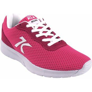 Zapatos Mujer Zapatillas bajas Sweden Kle Zapato señora  882054 fuxia Rosa