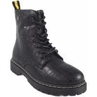 Zapatos Mujer Botas de caña baja Isteria Botín señora   20285 negro Negro