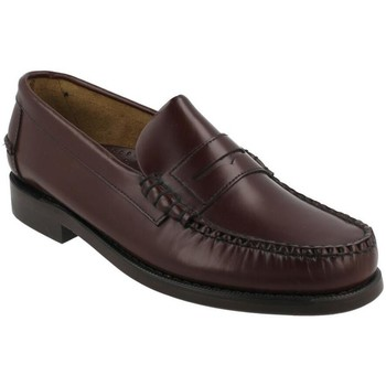 Zapatos Hombre Mocasín Sebago 76690 Rojo
